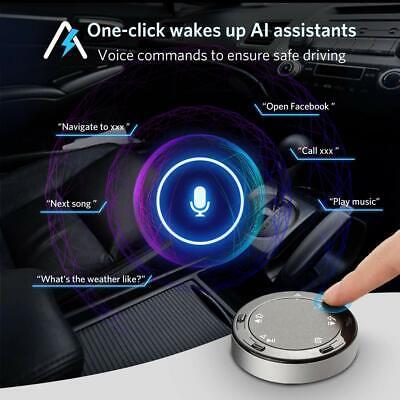 Bluetooth Car Kit Tsumbay Ai01 TouchAi AI Voice Assistant Media Remote  Control | eBay