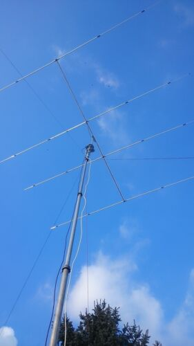 Sirio SY 27-4 4 elements 26.5 to 30 MHz CB/10M Yagi Beam Antenna - 13.15 dBi