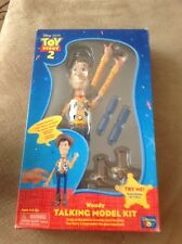 Disney Toy Story 2 Sheriff Woody Collectible Talking Model Kit New Orignal Pixar