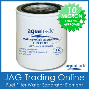 image is loading fuel-filter-replacement-element-water-separating-trap-boat-