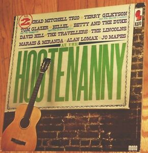 Various Hootenanny Bluegrass Style