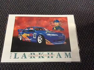 MARK-LARKHAM-MITRE-10-RACING-POSTER