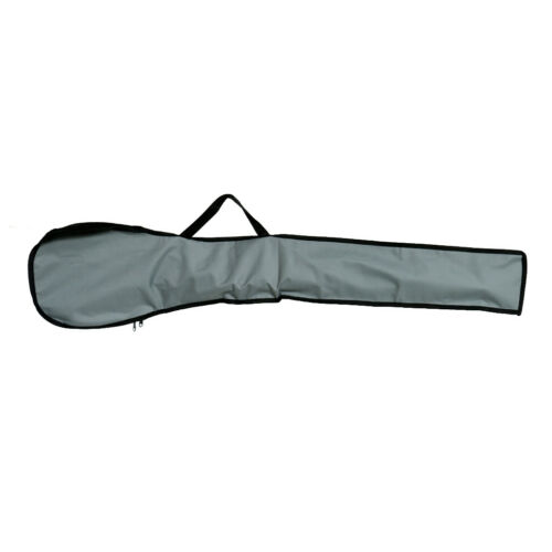 1x Durable Nylon Kayak Paddle Carry Bag Canoe Board Cover Length 120cm Gray