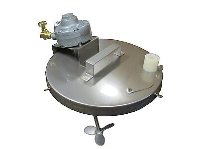 Smart Jp Components 5 Gallon Pail/bucket Mixer Easy To Lubricate Process Mixers Business & Industrial
