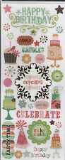 Happy Birthday Stickers - Me & My Big Ideas