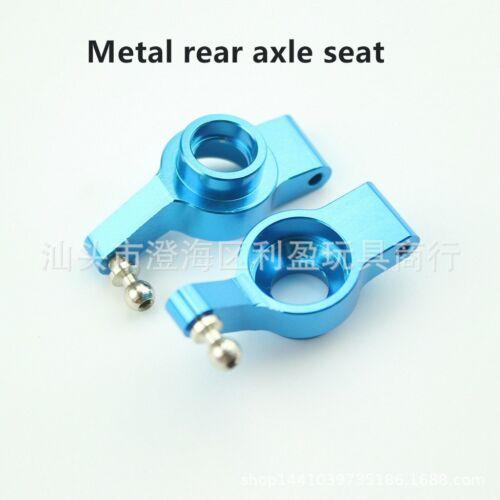 Blue Rear Axle Seat Spare Part for WLtoys 1//18 A959//A979//A959-B//A979-B RC Car