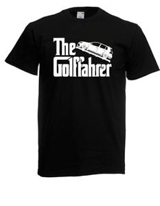T-Shirt Hommes The golffahrer Taille Jusqu/'à 5xl