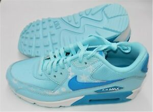 finest selection 0d058 1c7a3 Image is loading NIKE-KIDS-AIR-MAX-90-PREMIUM-MESH-GS-