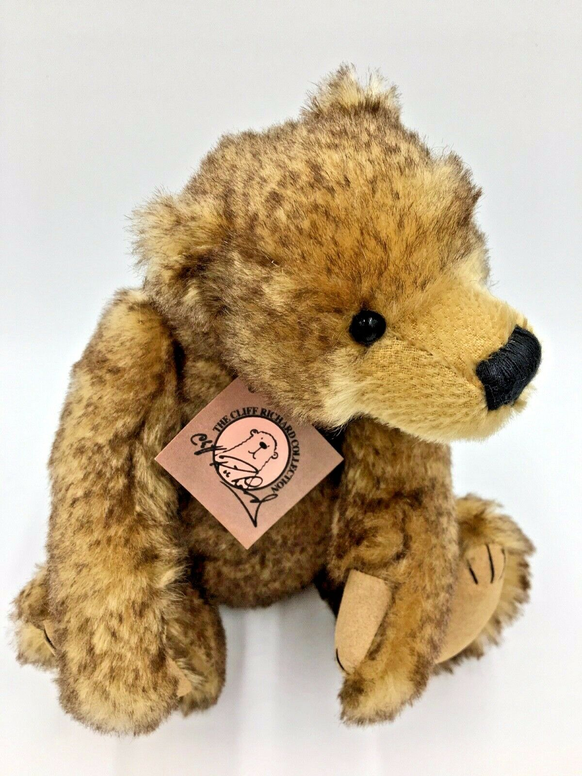 Cliff Richard Collection Collection Collection Teddy Bear Artist Susan Johnson Collectable Cameo Bears c3cc8a