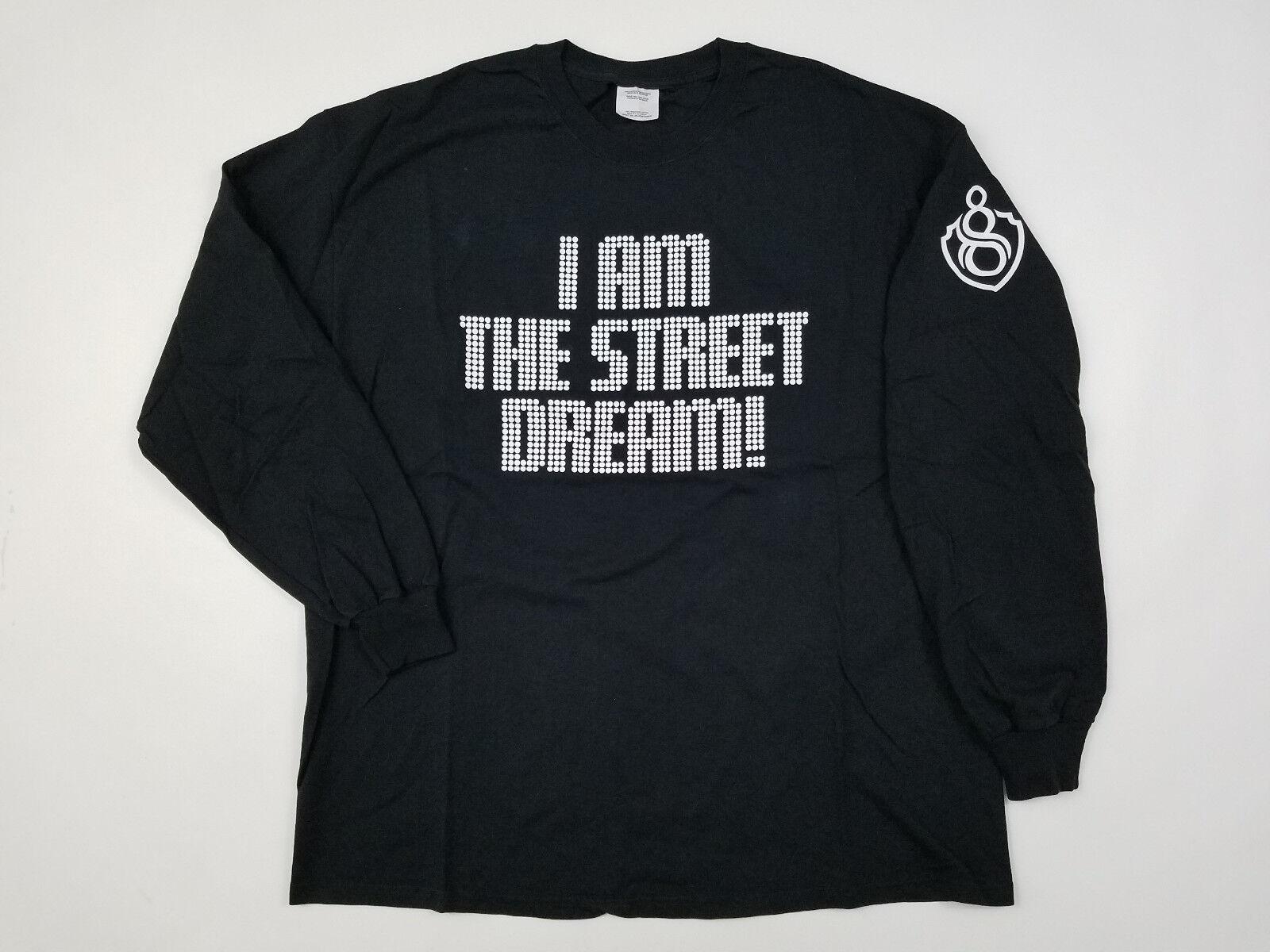 Young Jeezy T Shirt Mens 2XL Rap Album Promo Longsleeve 2006 Snowman Inspiration