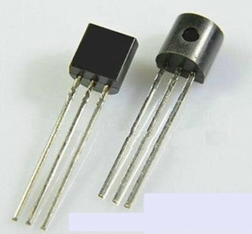 TO92 original IC Circuits intégrés .C43.3 transistor Z0607MA ou Z0607 TO-92