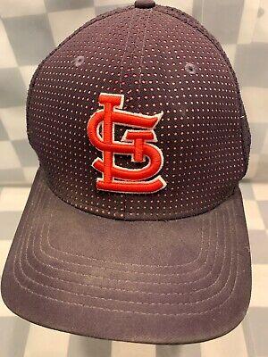 St Louis CARDINALS Baseball NIKE MLB Adjustable Adult Cap