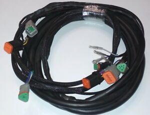 evinrude main wire harness 5036280 ebayimage is loading evinrude main wire harness 5036280