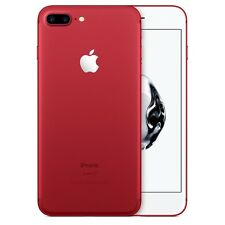 Apple iPhone ❼ Plus RED 128GB Unlocked - Brand New! Sealed Box! Apple Warranty!