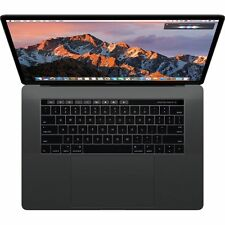 "MacBook Pro (MLH32B/A)  Core i7 2.6GHz 16GB 256GB 15"" T'ch Bar New Sealed W'rnty"