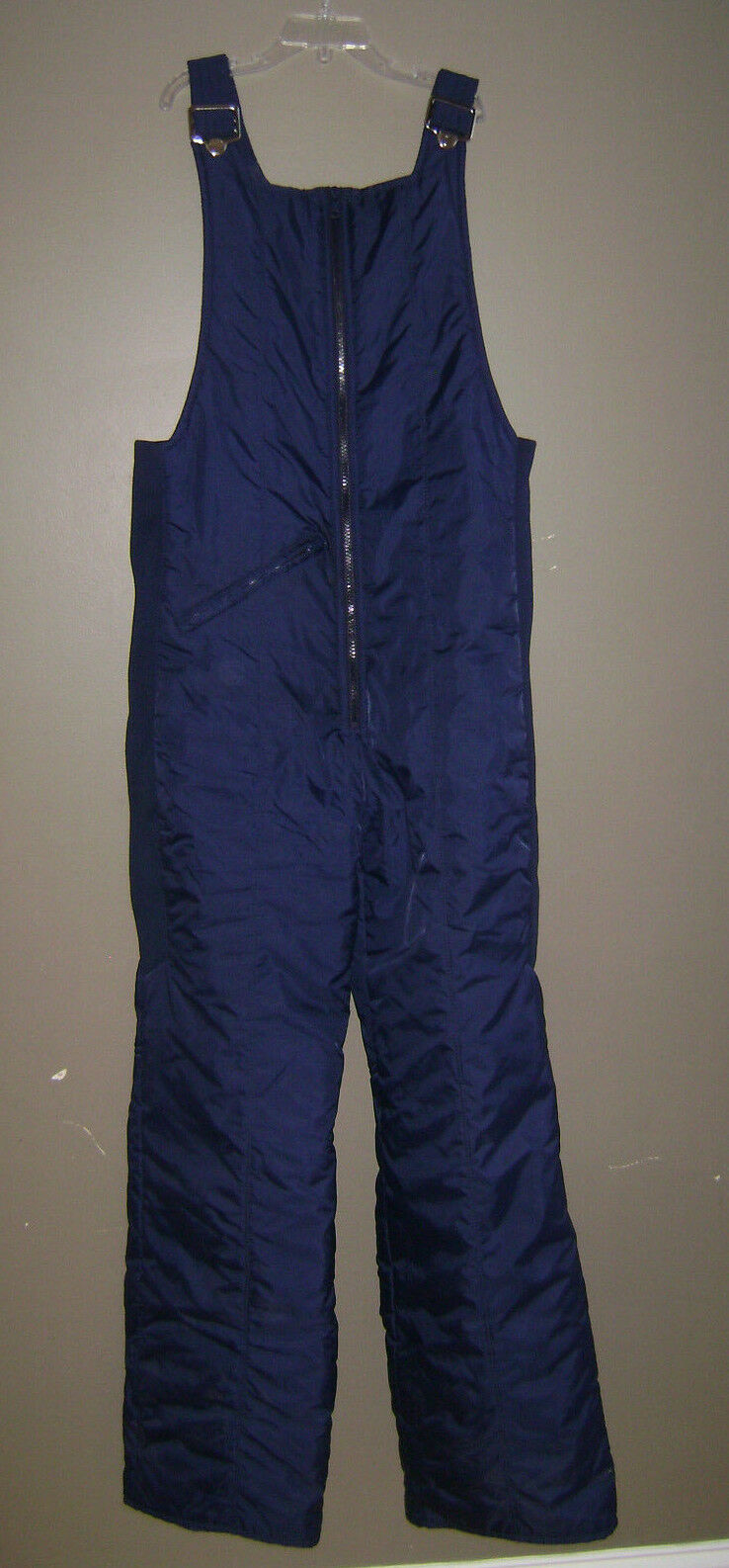 OBERMEYER RANDY SNOWBOARDS MEN SKI SNOW BIB SnowPants Pants Size M blueE