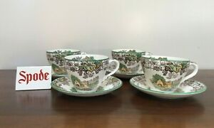 """COPELAND SPODE/'S /""""BYRON/"""" CUP /& SAUCER"""