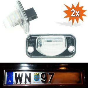 LED-SMD-Kennzeichenbeleuchtung-VW-T4-alle-Modelle-Kennzeichen-Leuchten-D18