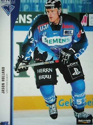 148 Jason Holland Erc Ingolstadt Del 2005-06- Modelli Alla Moda