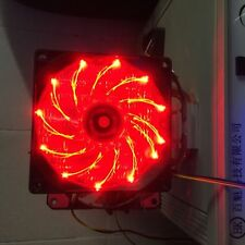 Needcool Ice Tower 200 CPU COOLER 92MM Red LED Fan Dual Heatpipe MULTI PLATFORM