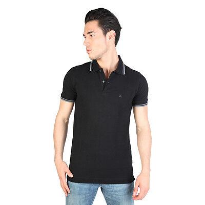 Calvin Klein Short Sleeve Mens Polo T-shirt - KMP25A
