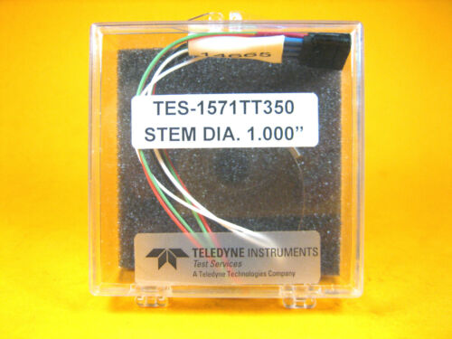 "TES-1571TT350 1.000/"" Teledyne Torque: 349 Thrust: 349 Stem Dia"