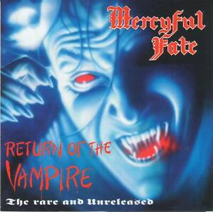 MERCYFUL-FATE-King-Diamond-RETURN-OF-THE-VAMPIRE-1992-CD-Jewel-Case-GIFT