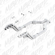 """MBRP 3"""" EXHAUST HEADER MIDPIPE W/CATS 2015-2017 FORD MUSTANG GT 5.0L S7245304"""