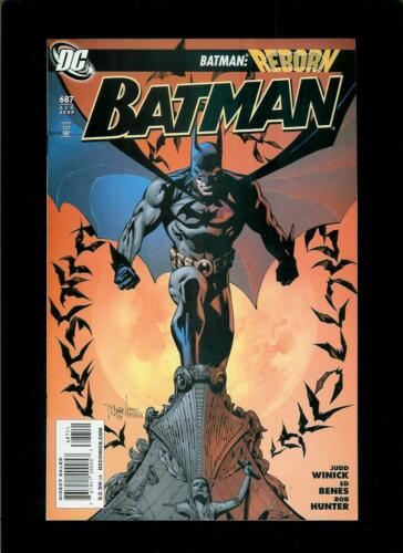 Flat Rate Combined Shipping! Batman # 687 DC, 2009, VF // NM