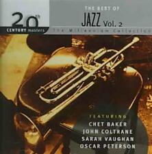 20th Century Masters: Best of Jazz, Vol. 2 by Various Artists (CD, May-2006, Universal Distribution)