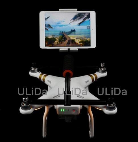 FPV DJI Phantom 3 DIY P3 Modification Outdoor Handheld Camera gimbal Holder PTZ