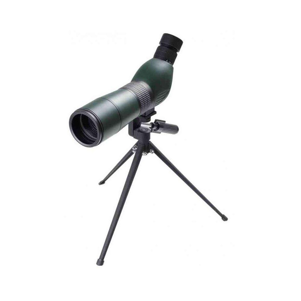 Telescopio terrestre Gamo SPS 15-45x60, óptima resolución, objetivo de 60 mm, pe