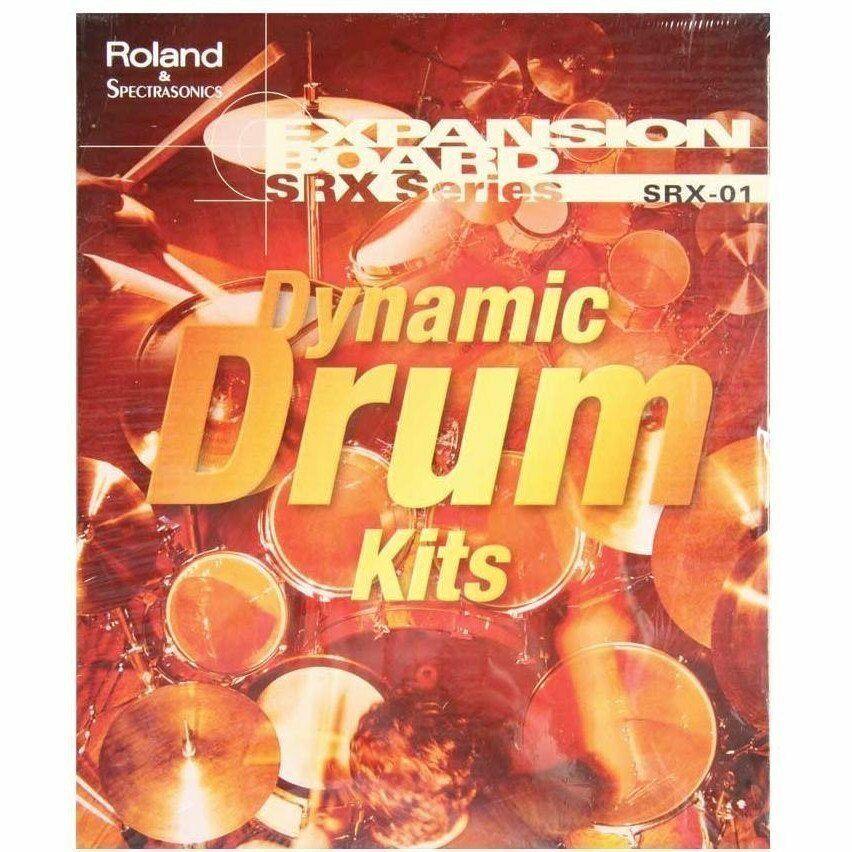 Roland SRX-01 Dynamic Drums Expansion Board