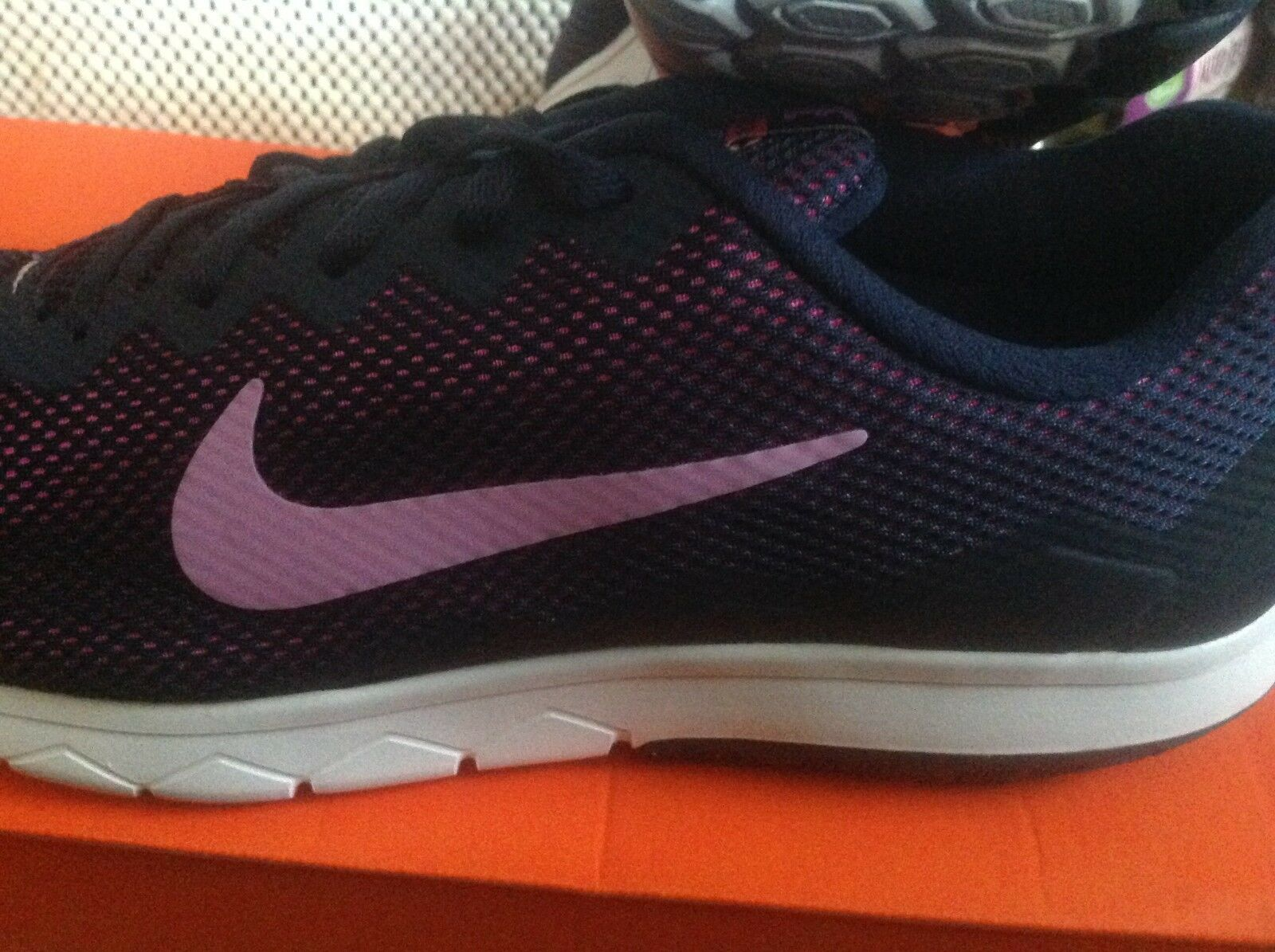 Wmns Nike  FLEX EXPERIENCE RN 4 Comfortable and good-looking