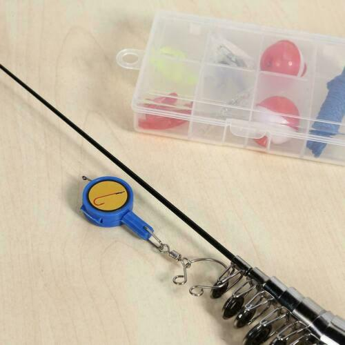 Fishing Quick Knot Tool Hooks Tying Multi Function Fishing Tackle Safety Hot 1PC