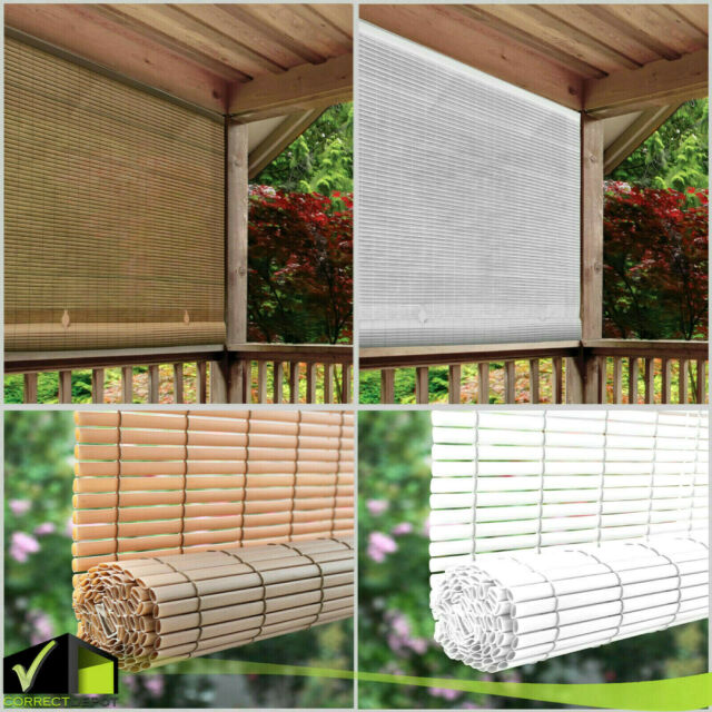 Patio Porch Sun Shade 60 Inch Wide