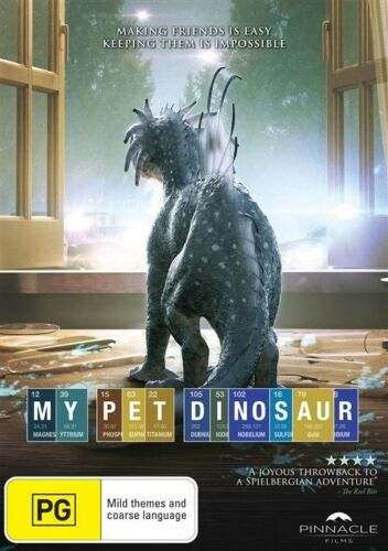 1 of 1 - My Pet Dinosaur (Dvd) Family, Action, Adventure