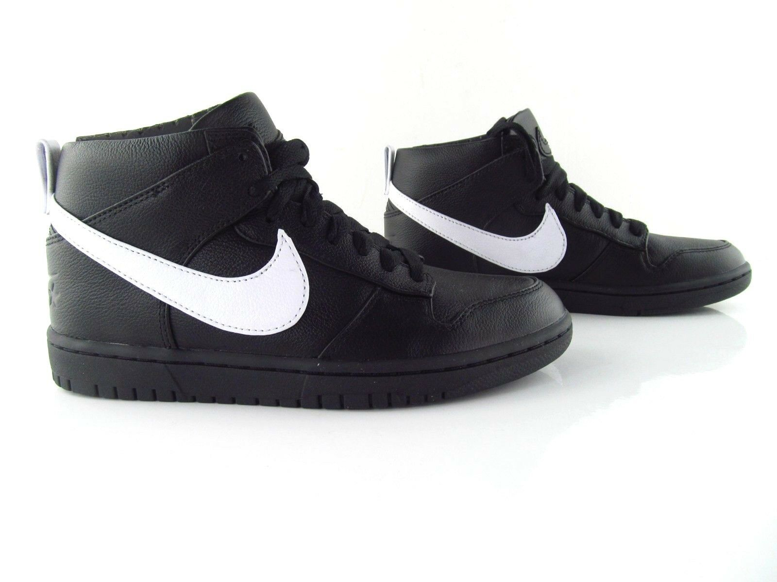 NIKE Dunk Dunk NIKE LUX Chukka/RT Riccardo Tisci nikelab LEATHER NEW uk_6 us_6.5 39 EUR 8b6a26
