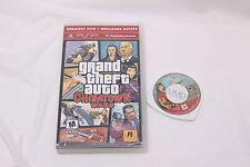 Sony Playstation PSP - Grand Theft Auto GTA : Chinatown Wars - NO MANUAL
