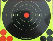 5 PACK SHOOT N C REACTIVE TARGET SELF ADHESIVE 6 INCH TARGETS & REPAIR PLASTERS