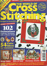 THE WORLD OF CROSS STITCHING  ISSUE 38