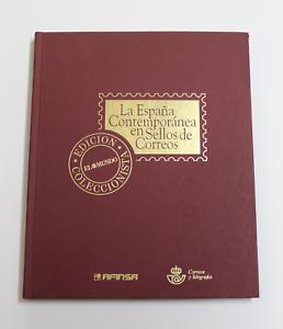 La España Comtemporanea en Sellos de Correos, Ed. Coleccionista El Mundo, Afinsa