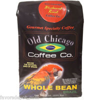 Brazilian Blackened - Dark Roasted Coffee Beans From Brazil By Old Chicago