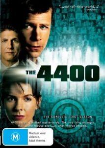 The-4400-Season-1-DVD-2005-2-Disc-Set-Region-4-Good-Condition
