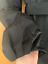 Karen-Millen-UK-12-Black-Classic-Elegant-Raincoat-Swing-Trench-Coat-Jacket-EU-40 thumbnail 7