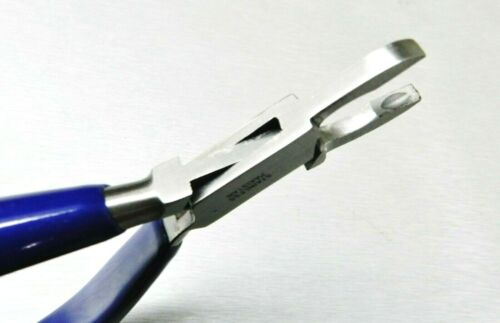 Loop Closing Pliers for Jewelry Making Wire Jump Ring Forming Bead Work Jewelry