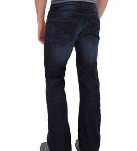 46ab0591 Image is loading NEW-MEN-BUCKLE-BKE-AIDEN-BOOT-STRETCH-JEAN-
