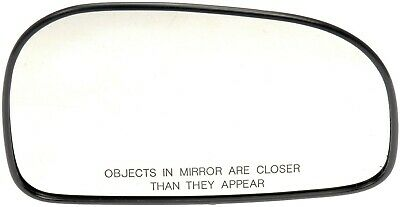 Door Mirror Glass RH//Pass Fits 01 06 Hyundai Santa Fe 56655 8762126400