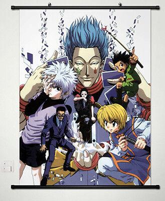 Home Decor Anime Poster Wall Scroll Hot HUNTERxHUNTER DXF Hisoka Japanese 055