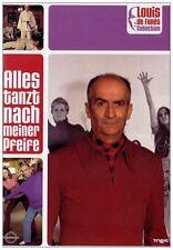 ALLES TANZT NACH MEINER PFEIFE DVD LUIS DE FUNES NEU